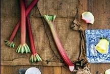 Rhubarb ♥ / by Kimberly Lawday