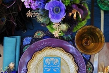 tablescapes / by Lindzi Armstrong