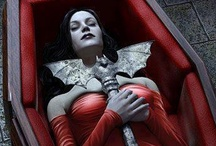 Gothic & Dark Fantasy / by Graphic Allusions