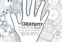 Creativity & Passion / by Firdaus Webgrrl