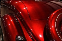 Red Hot / by Graphic Allusions