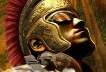 Art: European, Ancient Roman & Greek Art, Gods & Culture / by Christopher Pernell Thames