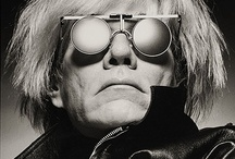 Andy Warhol's Art / by Christopher Pernell Thames