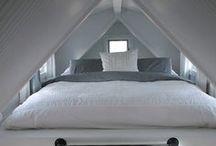 BEDROOMS | HOME / beautiful bedrooms / by Firdaus Webgrrl