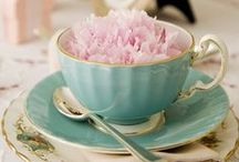 Spot of tea? / by Lucy (Craftberry Bush)