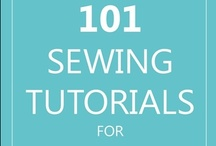 do you sew/knit/embroider? / by Lucy (Craftberry Bush)