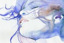 [ L'imagination ne connaît pas de frontières : Peintures ] / by Gabby Barocio