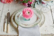 do you set the table? / by Lucy (Craftberry Bush)