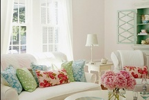 your living room / by Lucy (Craftberry Bush)