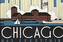 Chicago / A beautiful city - so much to discover / by Trina Yates