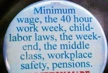 Go Union! / We are union proud! http://www.aflcio.org/blog / by AFL-CIO