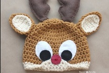 Knitting & Crochet - Holiday Ideas / Gift ideas for Christmas, Valentine's Day, Halloween, Easter, St. Patrick's Day, birthdays etc...I love giving washcloths & soap as stocking stuffers! / by Julie T.
