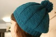 Knitting - Hats, Gloves & Mittens / by Julie T.