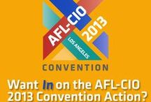 2013 Convention #AFLCIO13 / September 6-11, 2013 in Los Angeles. Follow #aflcio13 on Twitter for live updates. More convention info on the web at: http://www.aflcio2013.org / by AFL-CIO