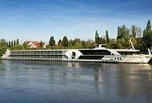 Tauck River Cruises / We never settle for ordinary because you deserve much more from a river cruise: to experience a true slice of European life and return home transformed. Where will the current take you? / by Tauck