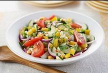 Zesty Recipes from Kraft Dressing  / Introducing Anything Dressing, from Kraft. For dipping and dunking and mixing upping. And yes, for salad too. When you're up for anything, find recipes and more at anythingdressing.com / by Kraft Recipes