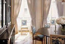 favorite interiors / by Alexandra Allen