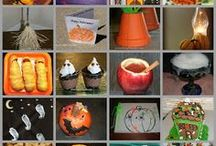 Halloween / Halloween themed snacks, crafts, and activities. / by Sarah (Daily Messes)