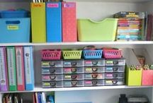 Classroom Ideas / Organization / by Amber Nicole