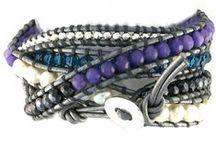 Colorful Bracelets / by N-StyleID.com