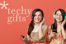 *festive faves: techy gifts / Phones, tunes, games and other toys for older girls & boys. / by Natick Mall