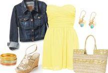 Fashion Combos: Spring + Summer . / by Javi Rojas Morán