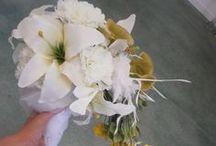 Handcrafted Silk Bridal Bouquets / by Flora Unique Florist