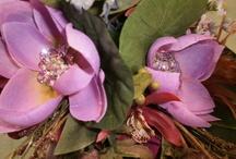 The Details / Closeup photos of the little details that go into our bridal bouquets.  / by Flora Unique Florist