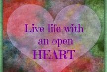 HeArTs / Hearts of all kinds...pictures, quotes, cards, home decor, jewelry, nature, tattoos, etc. etc. <3 / by Carol Garvin