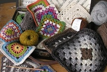 Knitting & Crochet / A collection or inspirational knitting & crochet pins. Lots of easy beginner projects and projects that you would love to be able to do one day! / by Aila Atherton