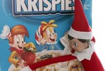 HOLIDAYS: christmas - elf on the shelf / by Melissa {Mama Miss}
