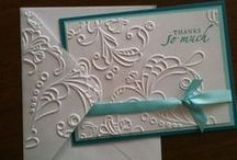 Card Creations / by Betty Jo Nelson