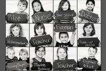 Teaching the Future. / by Kelcie Mann