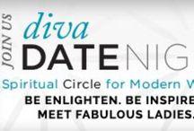 Diva Date Nights / Spiritual Circles for Modern Women / by Conscious Divas