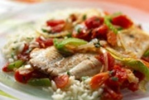 Healthy recipes / by Claudia Brashear