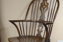 Windsor Chairs / by Canonbury Antiques