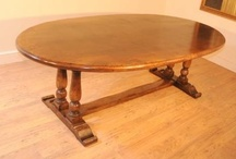 Refectory Tables / by Canonbury Antiques