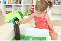 Crafts and Rainy Day Ideas / Projects and other indoor fun for a rainy day. And we get a lot of those. / by Vancouver Mom