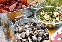 """Party Pretty"" / all american clam bake / by Jenny Kleven"