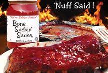 Bone Suckin' Sauce / by Bone Suckin' Sauce
