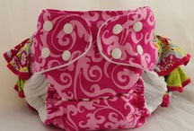 Cloth Diapers / Ideas, wants, wish lists! / by Gisela Schafer