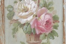 ♥ Shabby & Fabulous ♥ / Styles that celebrate the romance of shabby chic / by Cynthia Rose