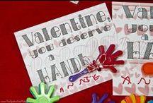 Be My Valentine / #Valentine'sDay / by Heather Spohr