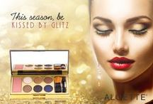 Kissed by Glitz / Check out our newest palette from Beauty by Aloette, and ask your Consultant about getting it free in October! / by Aloette Cosmetics