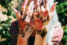 Tattoos / by Whitney Hedrick