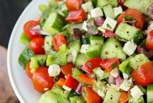 Salads / by Rheba Calton