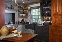Country Kitchens and Dining Rooms / by Country Sampler Magazine