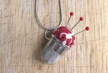 Cosas de coser / by cuartadeseis