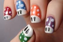 Nails / by Jasmine Nguyen-ha