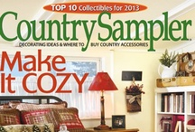 From Our January 2013 Issue / by Country Sampler Magazine